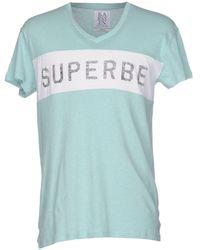 Zoe Karssen T-shirt - Blue