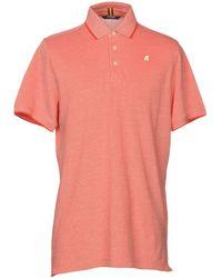 K-Way - Polo Shirt - Lyst