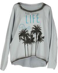 Au Soleil De Saint Tropez Sweatshirt - Gray
