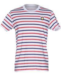 Lucien Pellat Finet - T-shirt - Lyst