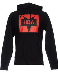 Hood By Air Sweatshirt - Black