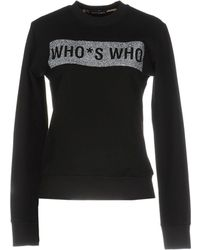 Who*s Who | Who*s Who Sweatshirt | Lyst