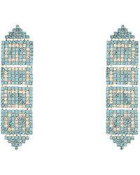 Gcds Earrings - Blue