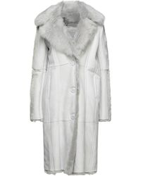 Patrizia Pepe Coat - Grey