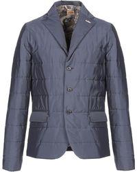 Alviero Martini 1A Classe Suit Jacket - Blue