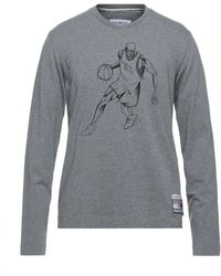 Bikkembergs T-shirt - Grey