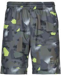 EA7 Shorts & Bermuda Shorts - Multicolour