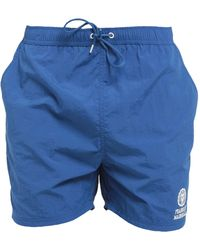 Franklin & Marshall Swim Trunks - Blue