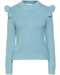 Zimmermann Pullover - Bleu