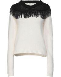 Manoush Pullover - Weiß