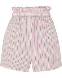 Tibi Shorts - Pink