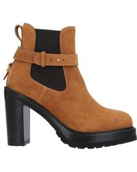 Buscemi Ankle Boots - Brown