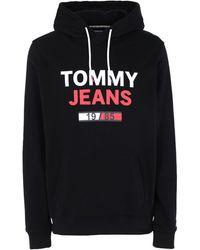Tommy Hilfiger Sweatshirt - Schwarz