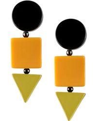 Emporio Armani - Earrings - Lyst