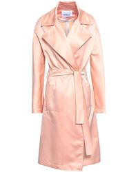 Ainea Overcoat - Pink
