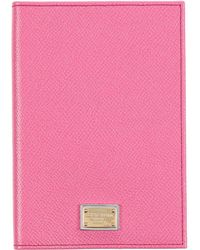 Dolce & Gabbana - Document Holders - Lyst