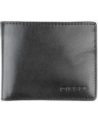 DIESEL Brieftasche - Schwarz