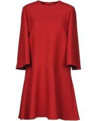 Valentino Short Dress - Red