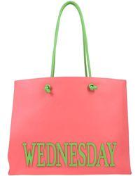 Alberta Ferretti Large Wednesday Tote - Pink