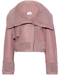 Zimmermann Jacket - Pink
