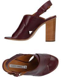 Alberto Fermani Sandals - Multicolor