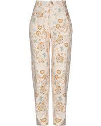 Souvenir Clubbing Pantalones - Blanco