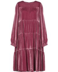 European Culture - Knee-length Dress - Lyst