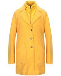 Napapijri Coat - Yellow