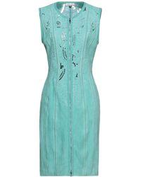 Jitrois Midi Dress - Green