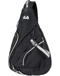 Fila Backpacks & Bum Bags - Black