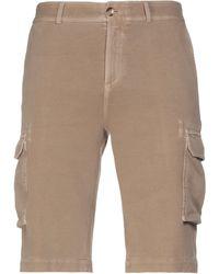 Circolo 1901 Shorts & Bermuda Shorts - Natural
