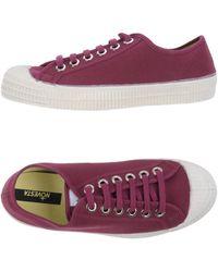Novesta Low-tops & Trainers - Purple