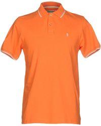 Refrigue Polo - Naranja