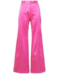 House of Holland Casual Trouser - Pink