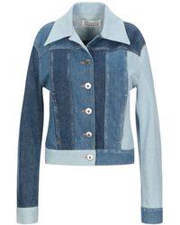 Maison Margiela Denim Outerwear - Blue
