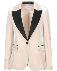 Soallure Suit Jacket - Natural