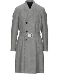 Dior Overcoat - Black