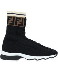 Fendi High-tops & Sneakers - Black