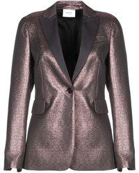 Akris Punto Suit Jacket - Multicolour