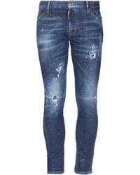 DSquared² Pantalones vaqueros - Azul