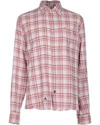 Denham Shirt - Red