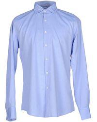 Glanshirt Shirt - Blue