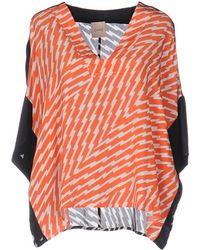 Nude - Blouse - Lyst