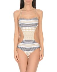 Twin Set - One-piece Swimsuits - Lyst