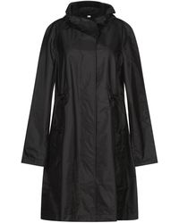 Burberry Overcoat - Black