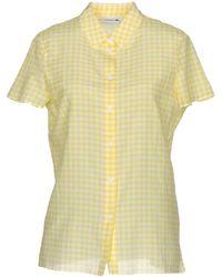 Lacoste Shirt - Yellow