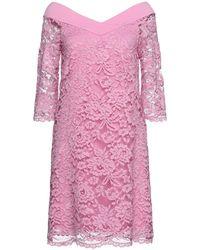 Rinascimento Kurzes Kleid - Pink