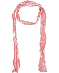 DSquared² - Oblong Scarf - Lyst