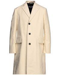 Department 5 Mantel - Weiß