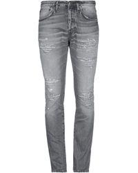 PRPS Denim Pants - Gray